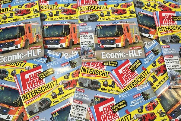 Feuerwehr-Magazin 6/2015