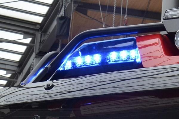 Symbolbild Blaulicht. Foto: Preuschoff