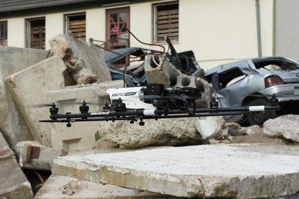 Symbolbild Drohne. Foto: ISAR Germany