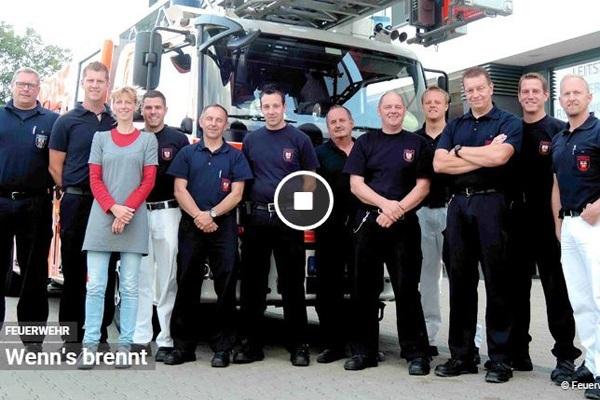 Screenshot: DRadio Wissen / Feuerwehr Bonn