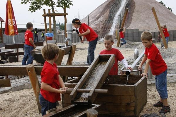 Symbolbild Kinderfeuerwehr. Foto: LFV Rheinland-Pfalz