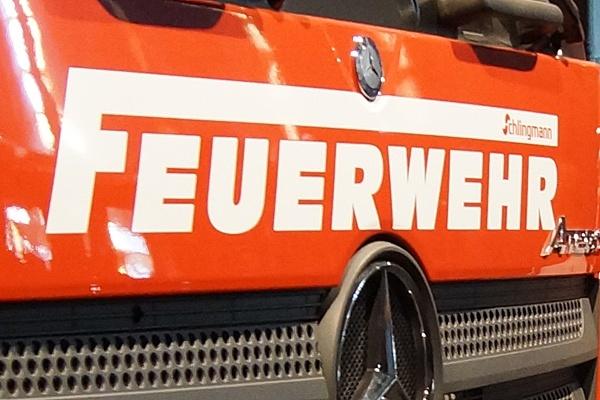 Symbolbild Feuerwehr. Foto: Buchenau