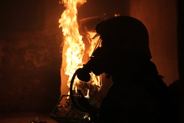 Symbolbild Feuerwehr. Foto: Timo Jann