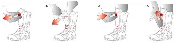 Anziehen Twister