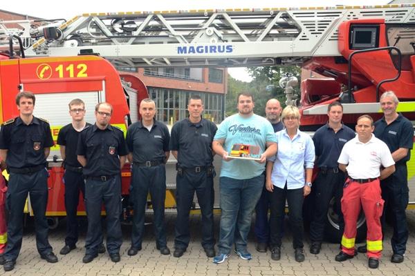 Foto: Feuerwehr Ratingen