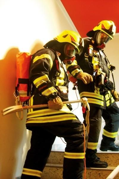 Zurzeit etabliert sich vor allem das Halligan Tool bei den Feuerwehren als das Werkzeug für den Angriffstrupp. Foto: rescue-tec