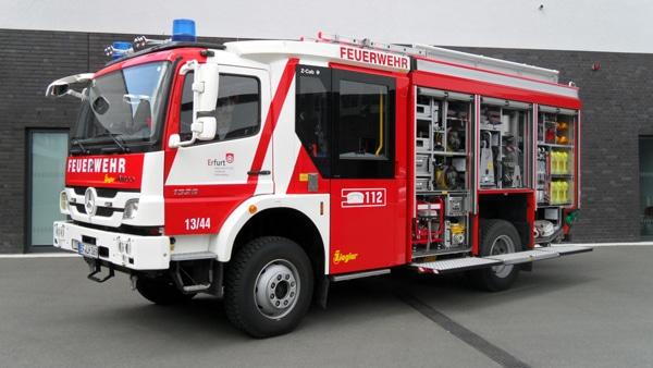 Erfurt: Neues LF 20 von Ziegler » Feuerwehr-Magazin