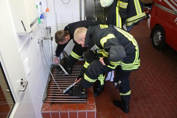 Tipps: Schwarz-Weiß-Trennung In Feuerwehrhäusern