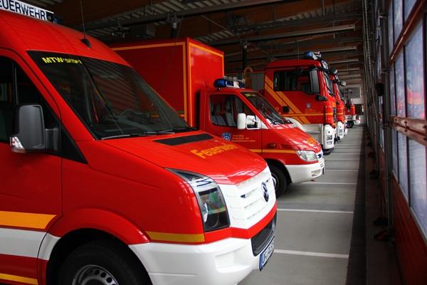 Die Kreisfeuerwehr Northeim soll ihre Fahrzeuge verkaufen. Symbolfoto: Peter Fichte