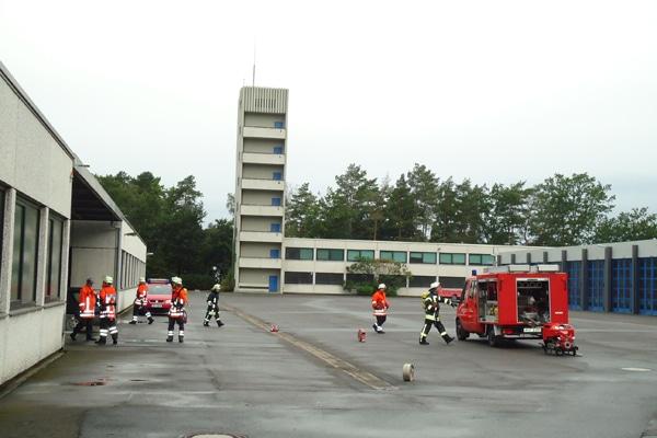 Ausbildung an der NABK in Celle. Foto: Buchenau