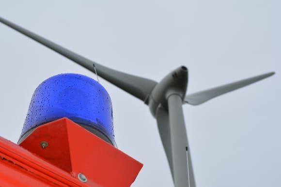 Symbol Windenergie