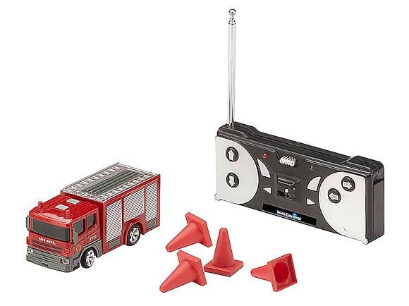 RC Mini Feuerwehr Gerätewagen