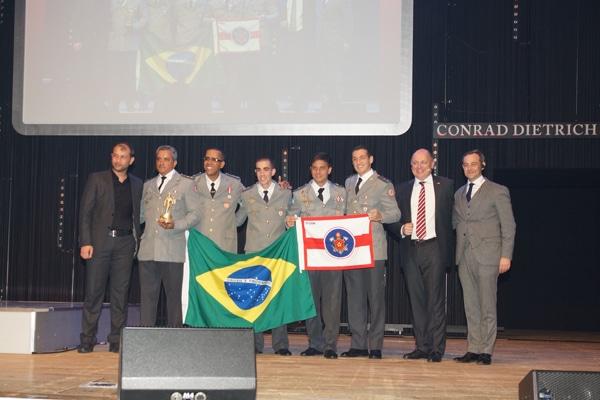 Gewinner International: die Feuerwehr Rio de Janeiro. Foto: Hegemann
