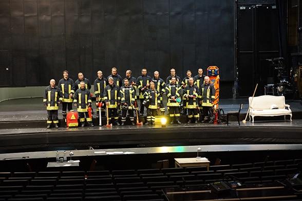 Einzigartige Truppe. Foto: Hegemann