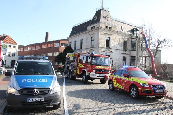 Gasalarm Lauenburg