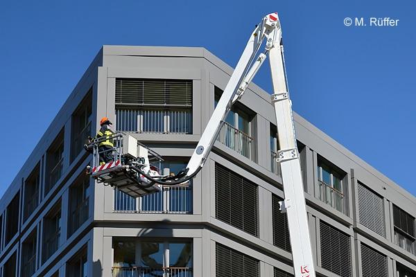 In Solothurn soll die Ersatzabgabe für die Feuerwehrdienstpflicht erhöht werden. Symbolfoto: Michael Rüffer