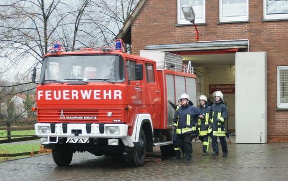 Im Landkreis Aichach-Friedberg (BY) bekommen immer mehr kleinere Feuerwehren tagsüber nicht mehr genügen Kräfte zusammen. Symbolfoto: Hegemann