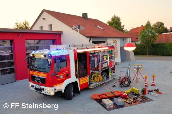 HLF FF Steinsberg