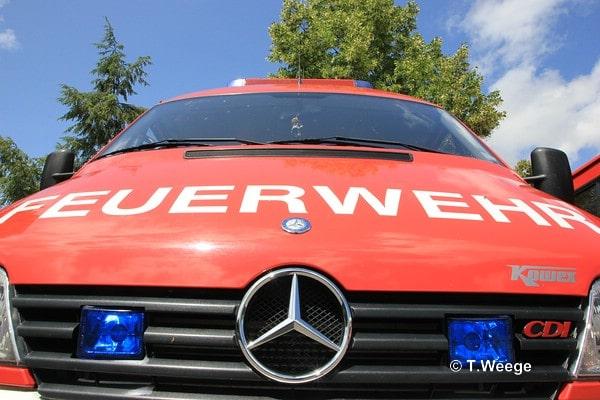 Symbolfoto: Feuerwehr T. Weege