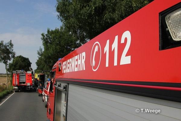 Symbolfoto: Feuerwehr 3 T. Weege
