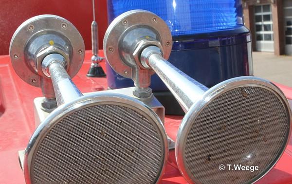 Symbolfoto Martinshorn-1 T. Weege