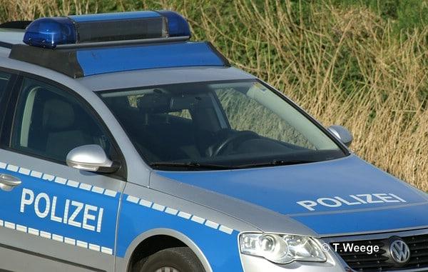 Symbolfoto: Polizei T. Weege
