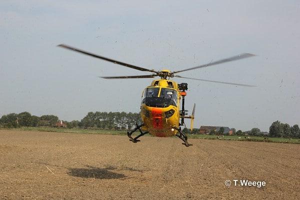 Symbolfoto Rettungshubschrauber-3 T. Weege