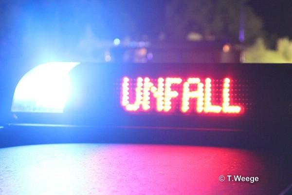 Symbolfoto: Unfall T. Weege