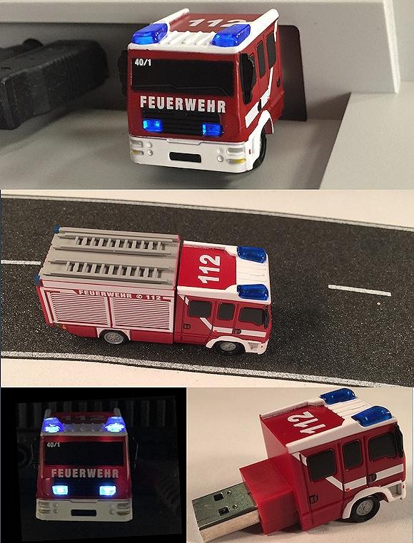 Feuerwehr USB-Stick