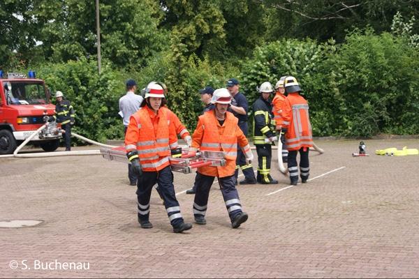 Feuerwehrdienstvorschriften