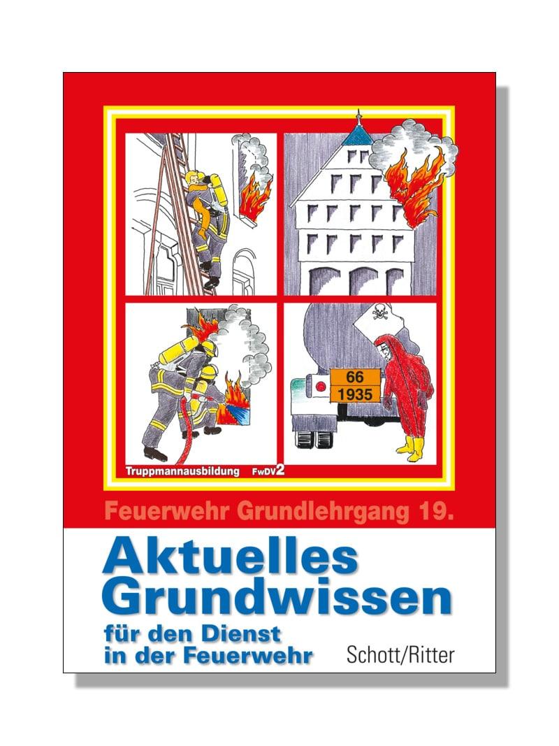 Produkt: Aktuelles Grundwissen für den Dienst in der Feuerwehr