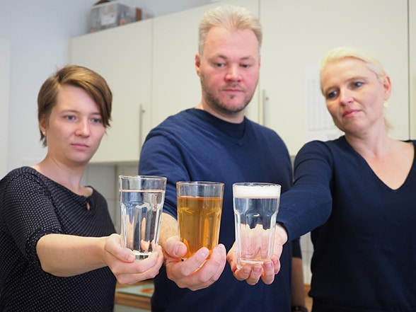 Schutz für's Trinkwasser!. Foto: Rüffer