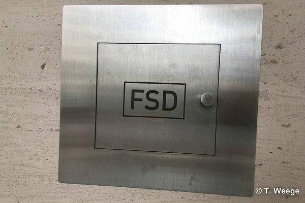 Symbolfoto: Feuerwehr-Schlüssel-Depot