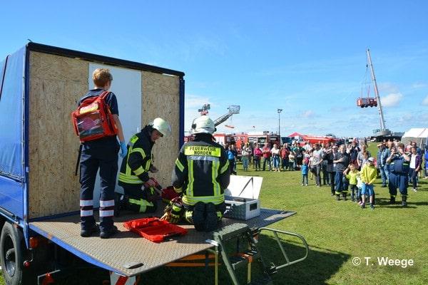 Symbolfoto: Feuerwehrfest. T. Weege