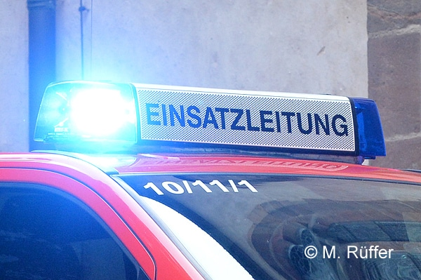 Nach einem Streit sind in Lotte (NW) sieben Führungskräfte aus der FF ausgetreten. Symbolfoto: Michael Rüffer