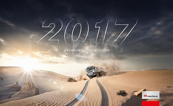Rosenbauer-Kalender 2017