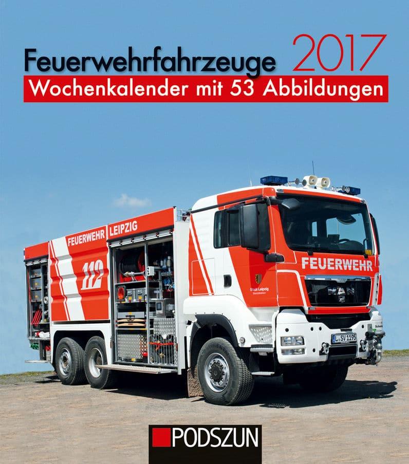 Feuerwehrfahrzeuge_Kalender 2017