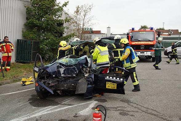 Rettungsmethoden im Vergleich Foto: Hegemann