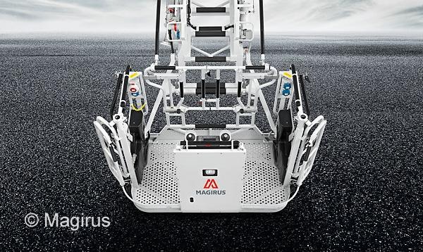 Der neue Drehleiter-Rettungskorb RC400-C von Magirus. Foto: Magirus