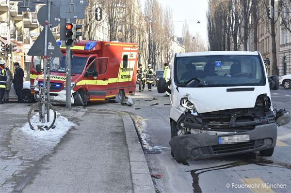 Lindwurmstraße + Poccistraße