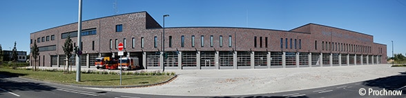 Vom Altbau zur Designwache Foto: Prochnow