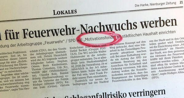 Harke_Nienburger Zeitung