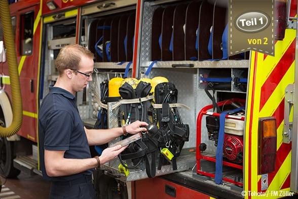 Feuerwehr managen Foto: Tohoto