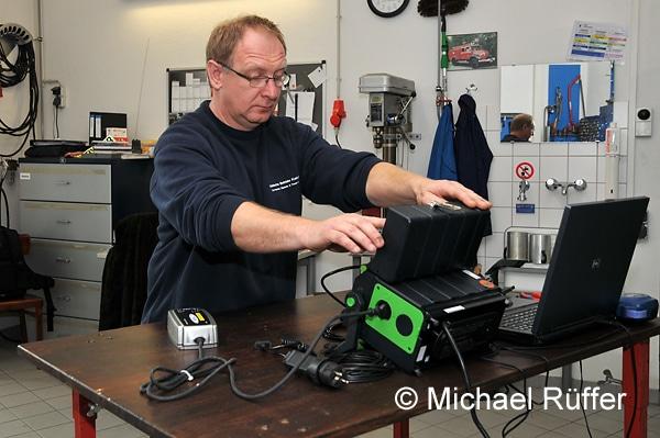 Einfaches Terminmanagement ist ein Vorteil von Feuerwehr-Verwaltungssystemen. Sie erinnern beispielsweise an Prüftermine von Geräten. Symbolfoto: Michael Rüffer