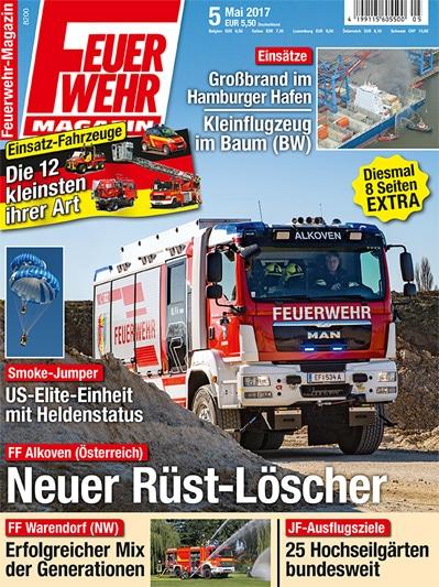 Feuerwehr-Magazin 05/2017