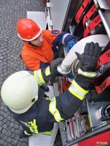 Von der JF in die Feuerwehr-Einsatzabteilung