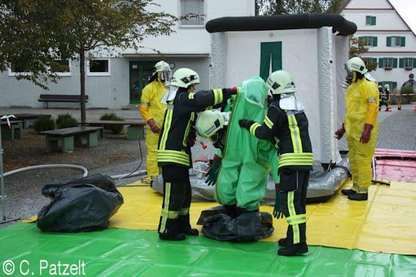 Chemikalienschutzanzüge für die Feuerwehr   Feuerwehr Magazin