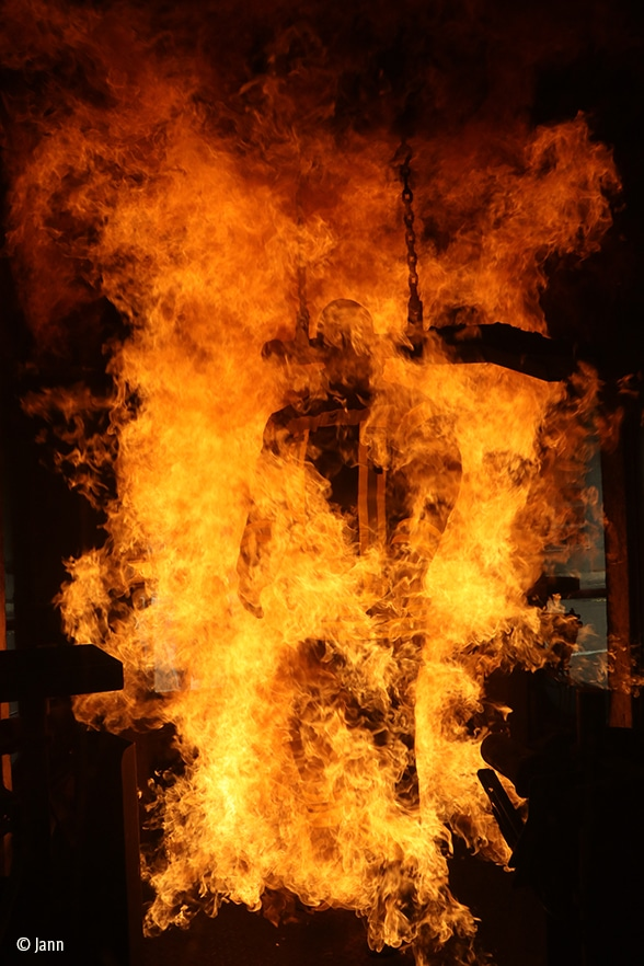 Feuerwehrbekleidung: Richtige pflege der Schutzkleidung Foto: Jann