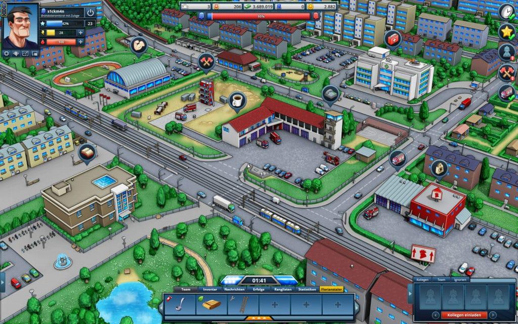 Feuerwehr Spiele Online Leitstelle