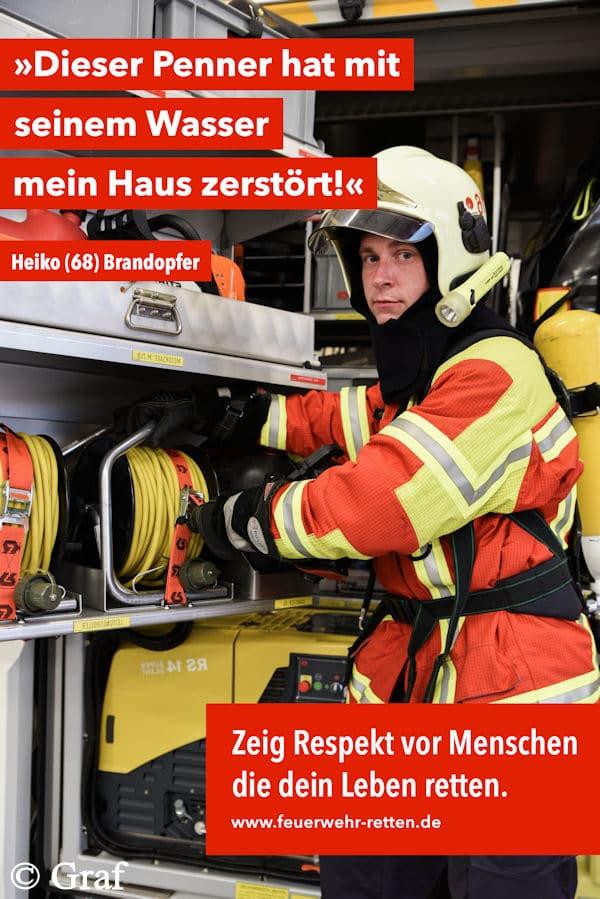 buff Feuerwehrmänner